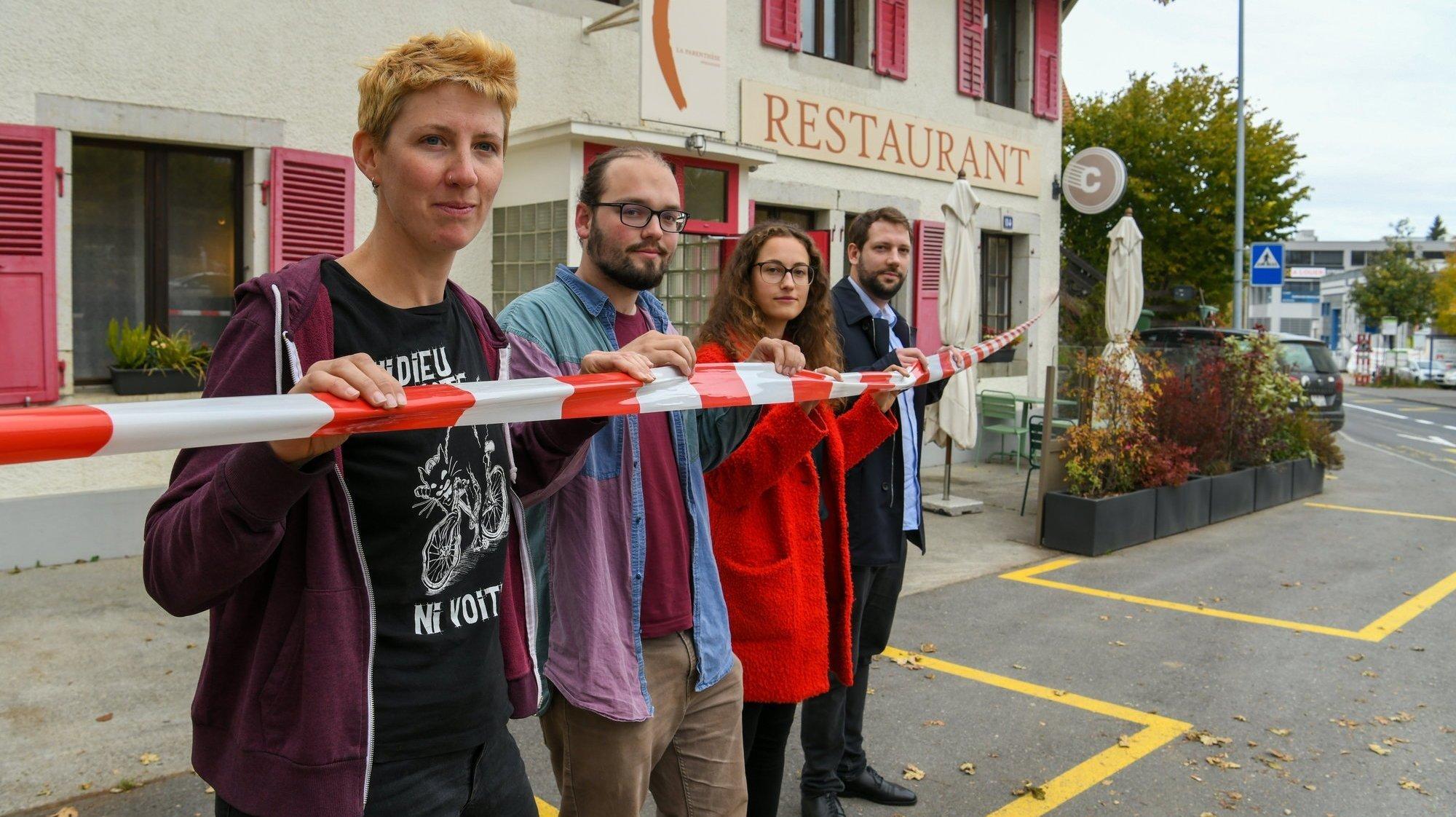 Canton de Neuchâtel: les opposants lancent la campagne contre la H18 à La Chaux-de-Fonds