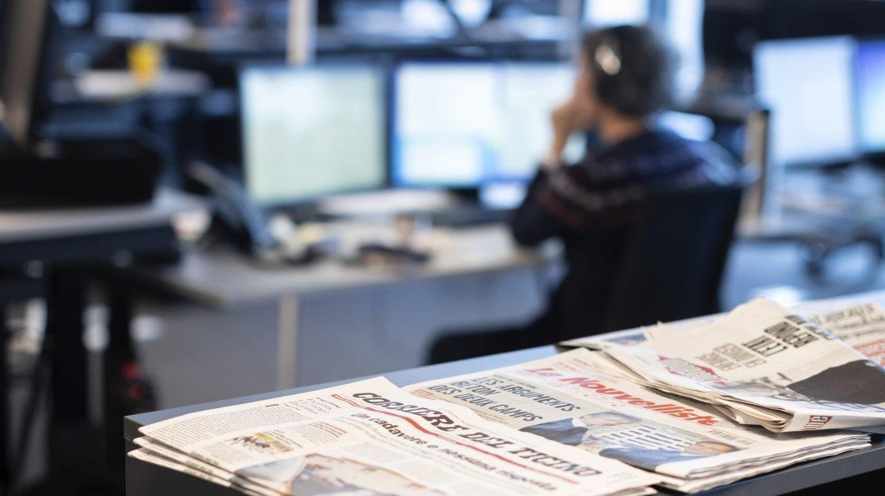 Le référendum de la droite contre l'aide aux médias a abouti: ce sera au peuple de trancher