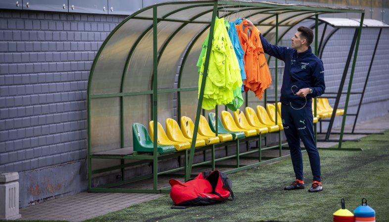 Football: Vincent Cavin, entraîneur assistant de la Nati au parcours atypique