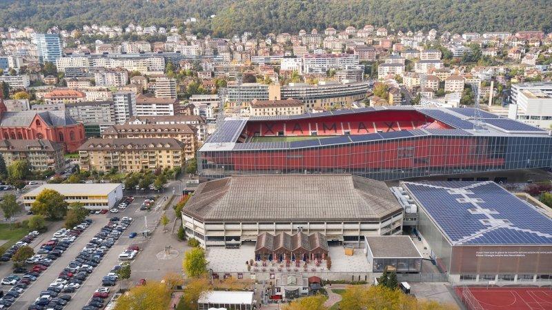 Neuchâtel: des salles de sport au-dessus de la patinoire du Littoral?