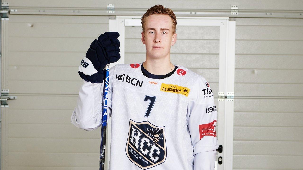Hockey sur glace: Aaro Törmänen quitte le HCC pour Thurgovie