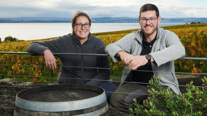 Cortaillod: les vins Porret, par amour de la famille et de la terre