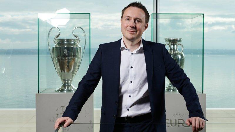 Rencontre avec Thomas Junod, Monsieur Formation à l'UEFA