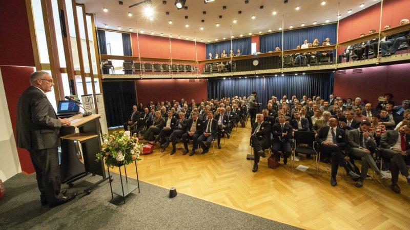 La Chaux-de-Fonds: le président de la Confédération rencontre l'économie des Montagnes neuchâteloises