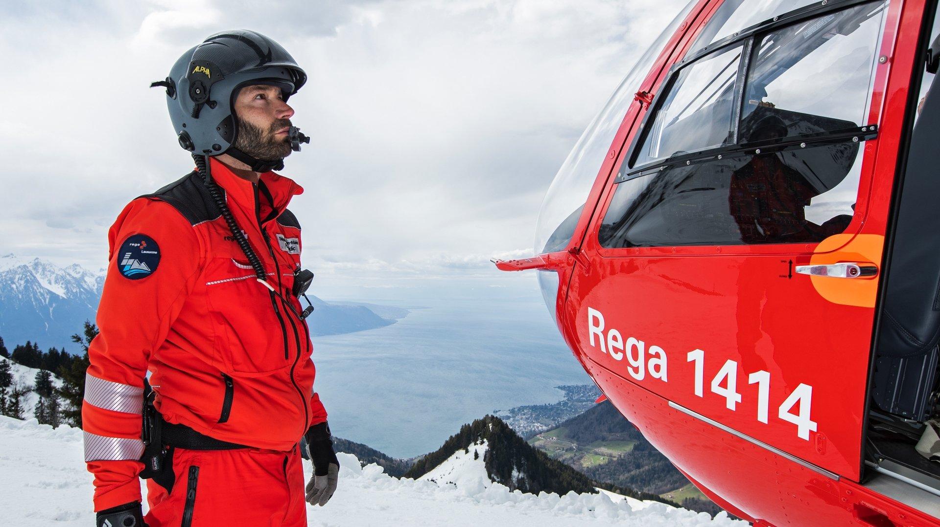 «Celui-ci, il ne va pas mourir aujourd'hui»: comment un ambulancier a sauvé un Neuchâtelois pris dans une avalanche