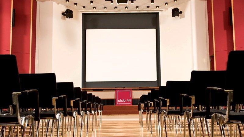 L'événement aura lieu au Club 44 à La Chaux-de-Fonds.