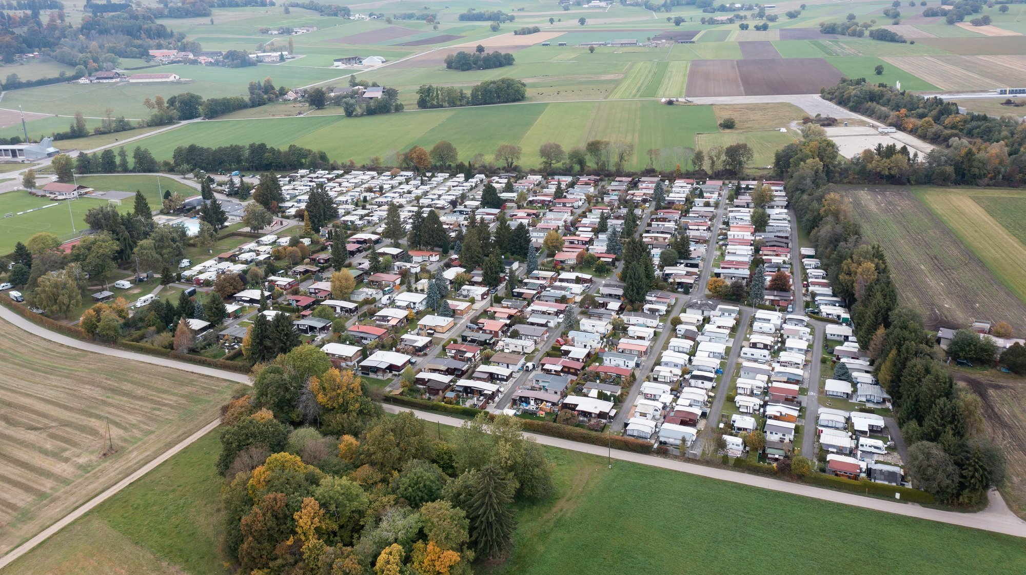 Les résidents à l'année du camping de Lignières sommés de partir