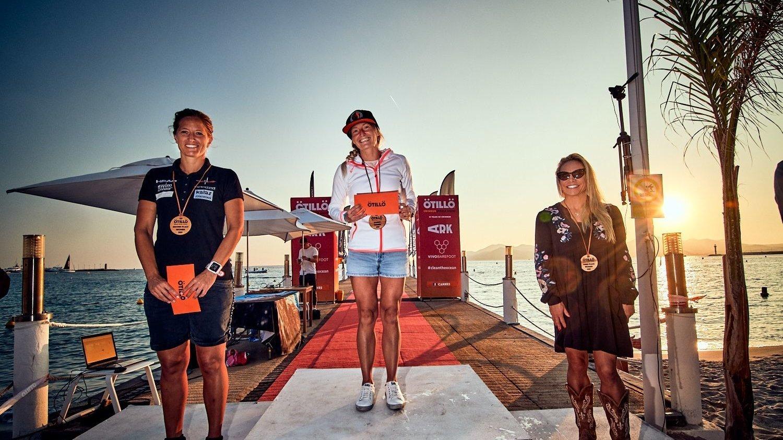 Swimrun: Aline Tavernier triomphe à Cannes