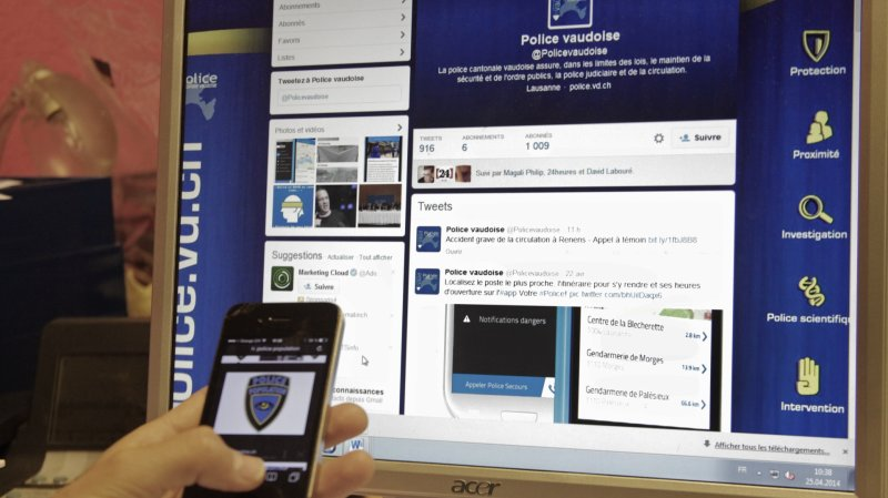 Investigations policières sur les réseaux sociaux et droit
