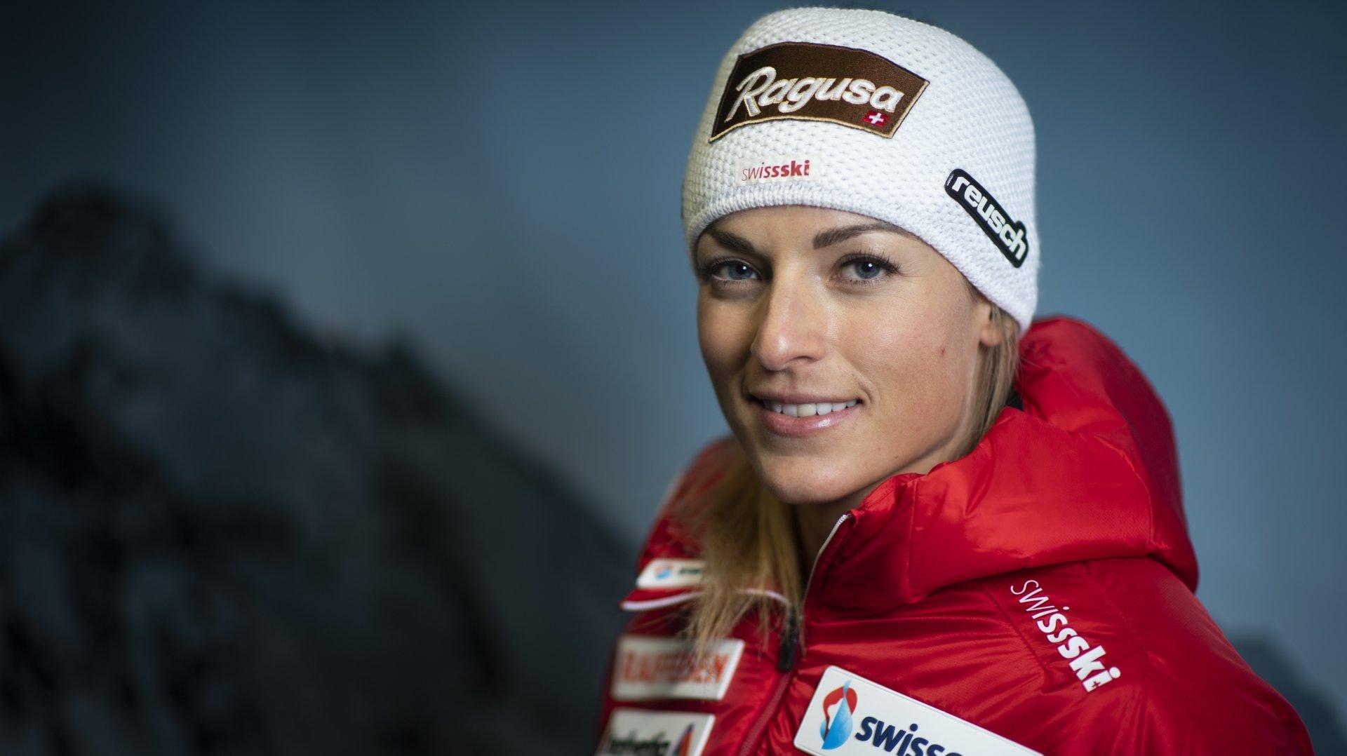 Lara Gut-Behrami: «Je suis heureuse et prête»