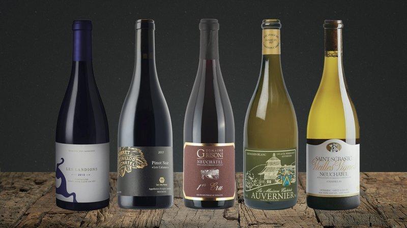 Les pépites qui incarnent le renouveau des vins neuchâtelois