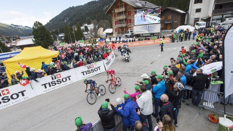 Tour de Romandie: le départ de la première étape à la Grande Béroche est confirmé