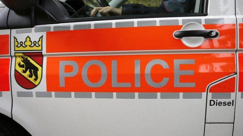 Piétonne blessée dans un accident à Bienne