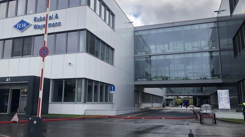 La Chaux-de-Fonds: trois entreprises du groupe Swatch ont été évacuées