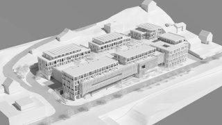 Neuchâtel: voici comment se présentera l'immeuble Coop des Portes-Rouges