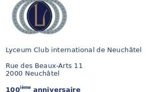 LCI de NE: Lectures « Jeunes écrivaines »