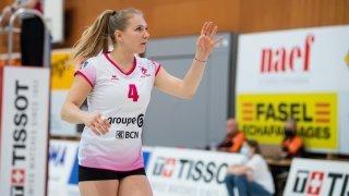 Volleyball: Valtra logiquement battu par Aesch-Pfeffingen