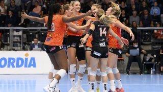 Volleyball: le NUC victorieux sans l'ombre d'un doute