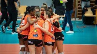 Ligue des champions: le NUC recevra le SC Prometey Dnipro le mercredi 27 octobre