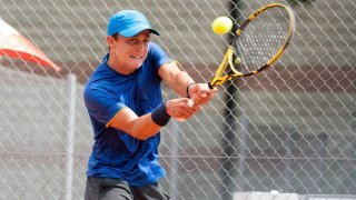 Tennis: Damien Wenger et Conny Perrin dans le top 10 national
