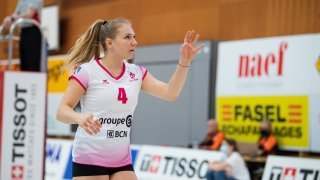 Volleyball: entre le NUC et Valtra, place au derby des extrêmes