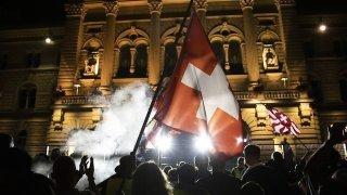 Coronavirus: les opposants aux mesures n'ont pas manifesté à Berne jeudi soir