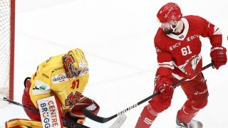 Hockey sur glace – National League: Lausanne domine Bienne et ravit son public