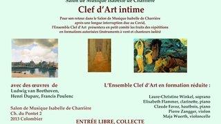 Clef d'Art intime