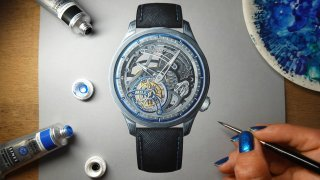 Une montre tourbillon «Swiss made» à moins de 4000francs pour les Neuchâtelois