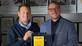 Le domaine Bouvet-Jabloir nommé «Rookie de l'année» par Gault&Millau