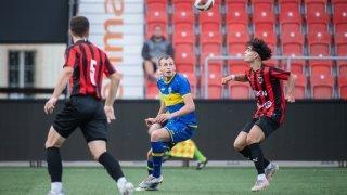 Football: Xamax M21 dans le dur, Coffrane en pleine bourre