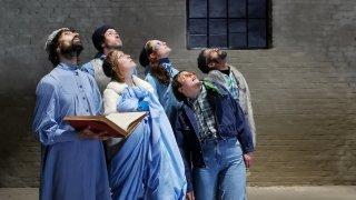 La Chaux-de-Fonds: des comédiens en quête du Graal