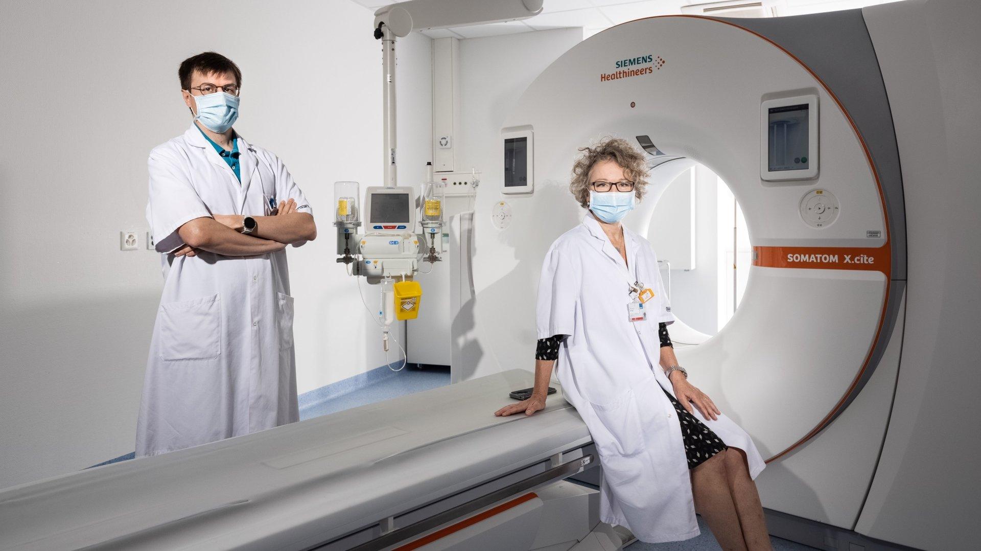 La radiologie en plein essor sur le site de La Chaux-de-Fonds