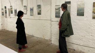 La Chaux-de-Fonds: des aquarelles pour elle, des peintures à l'huile pour lui