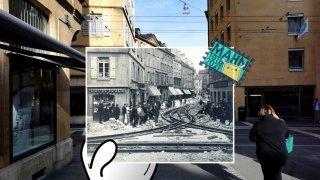 Une balade interactive pour découvrir l'ancien Neuchâtel