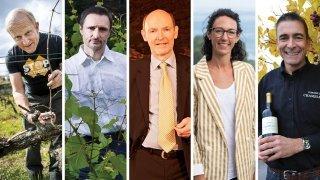 Cinq Neuchâtelois parmi les meilleurs vignerons du pays