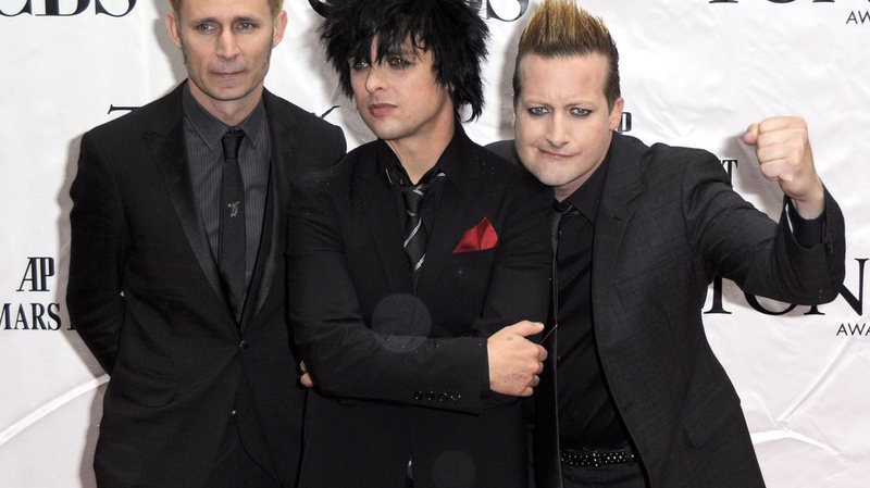 """Etats-Unis: Green Day et Lou Reed accèdent au """"Rock and Roll Hall of Fame"""""""