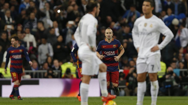 Le FC Barcelone humilie le Real Madrid 4-0