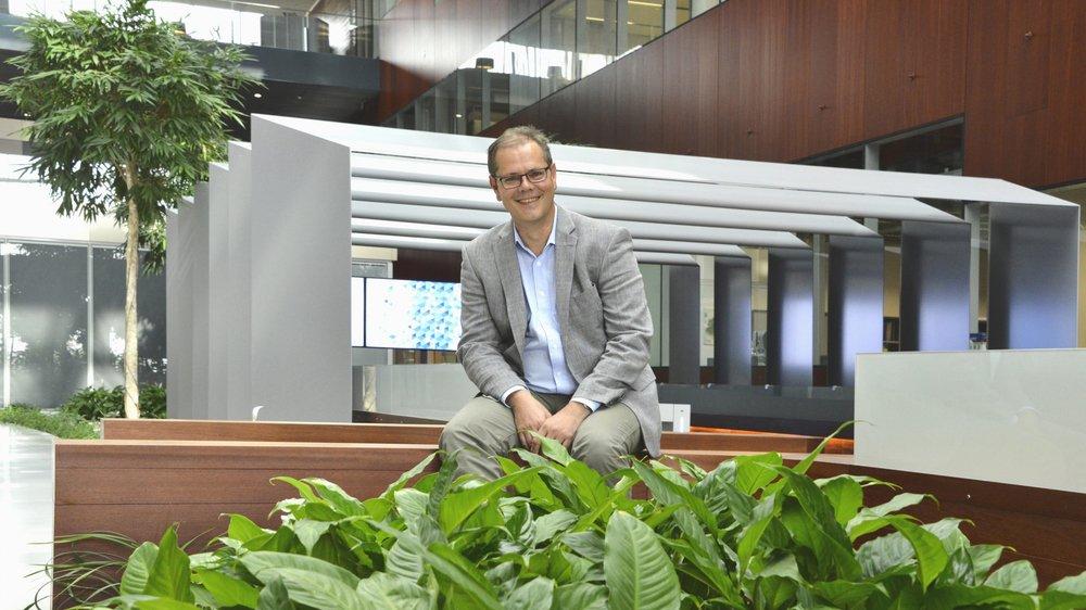 Manuel Peitsch, Chief scientific officer, PMI.