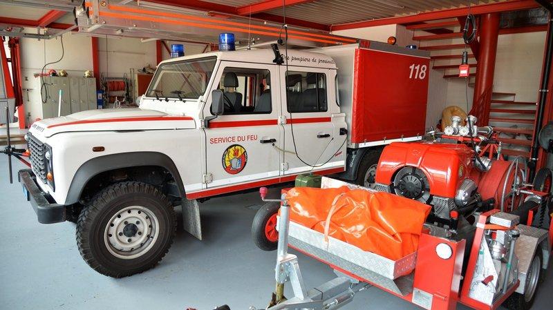 Des casernes de pompiers du Littoral neuchâtelois vont fermer leurs portes à la fin de l'année