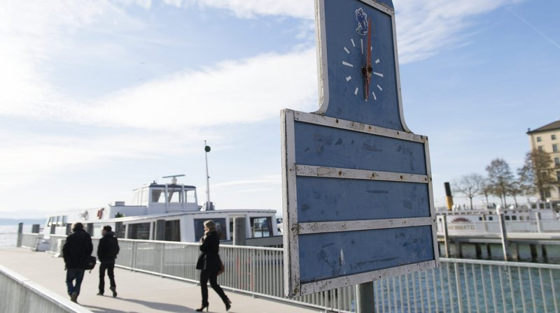 Société de navigation: l'Etat de Neuchâtel exige un audit