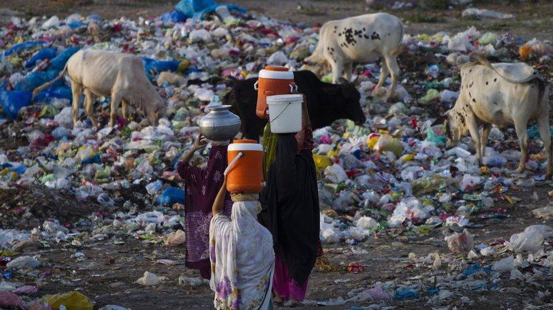 Plus de 2 milliards de personnes n'ont pas d'eaupotablechez elles