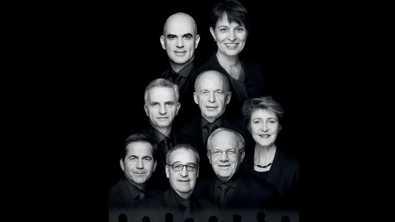 Les sept Conseillers fédéraux iront à la rencontre de la population helvétique.