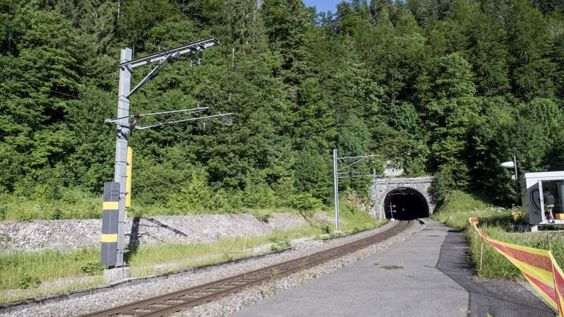 Travaux: la ligne Neuchâtel - La Chaux-de-Fonds sera fermée durant huit mois en 2021