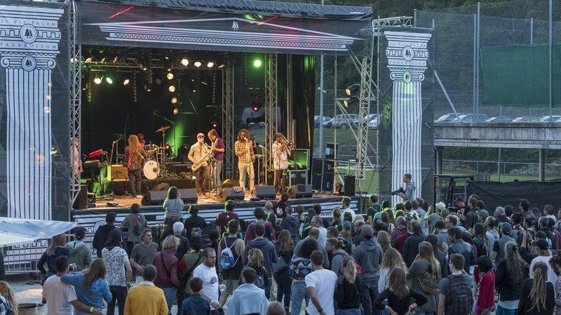 The Skatalites ont fait un passage remarqué, samedi au festival Parabôle.