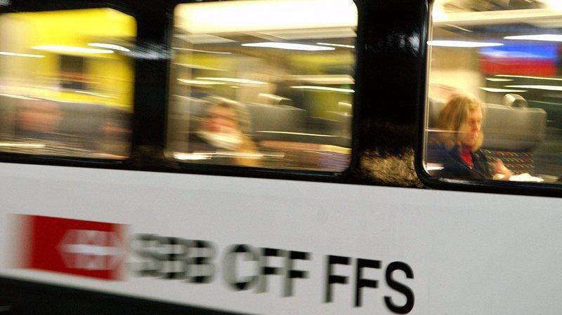 Entre janvier et juin, les CFF ont transporté 1,25 million de passagers par jour, soit 1,3% de plus qu'à la même période l'an passé.