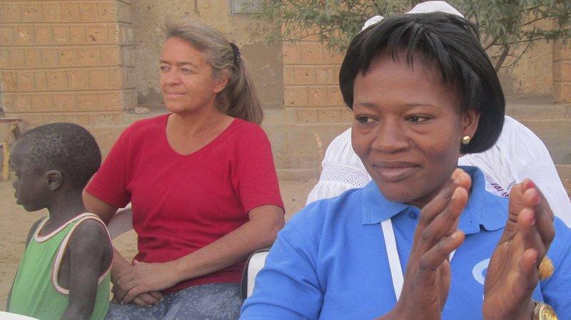 Mali: l'otage bâloise Béatrice Stockly apparaît dans une vidéo diffusée par Al-Qaïda
