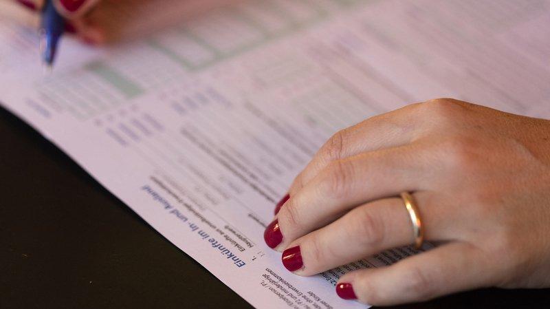 Fraude fiscale: 41 millions d'amendes, de rappels et d'intérêts récupérés par les cantons en 2016
