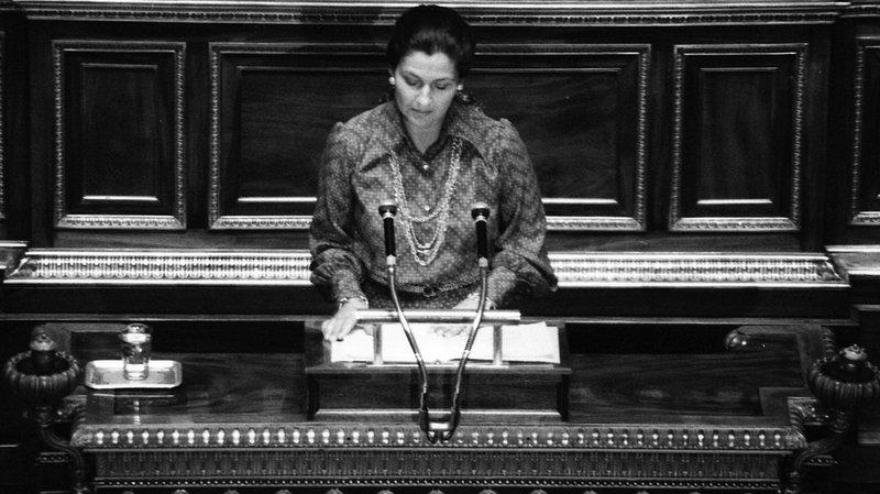 Une place de Nancy au nom de Simone Veil — Hommage