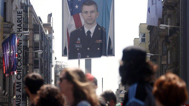 Bradley Manning devenu depuis Chelsea Manning est l'un des symboles de la lutte des personnes transgenres dans l'armée.